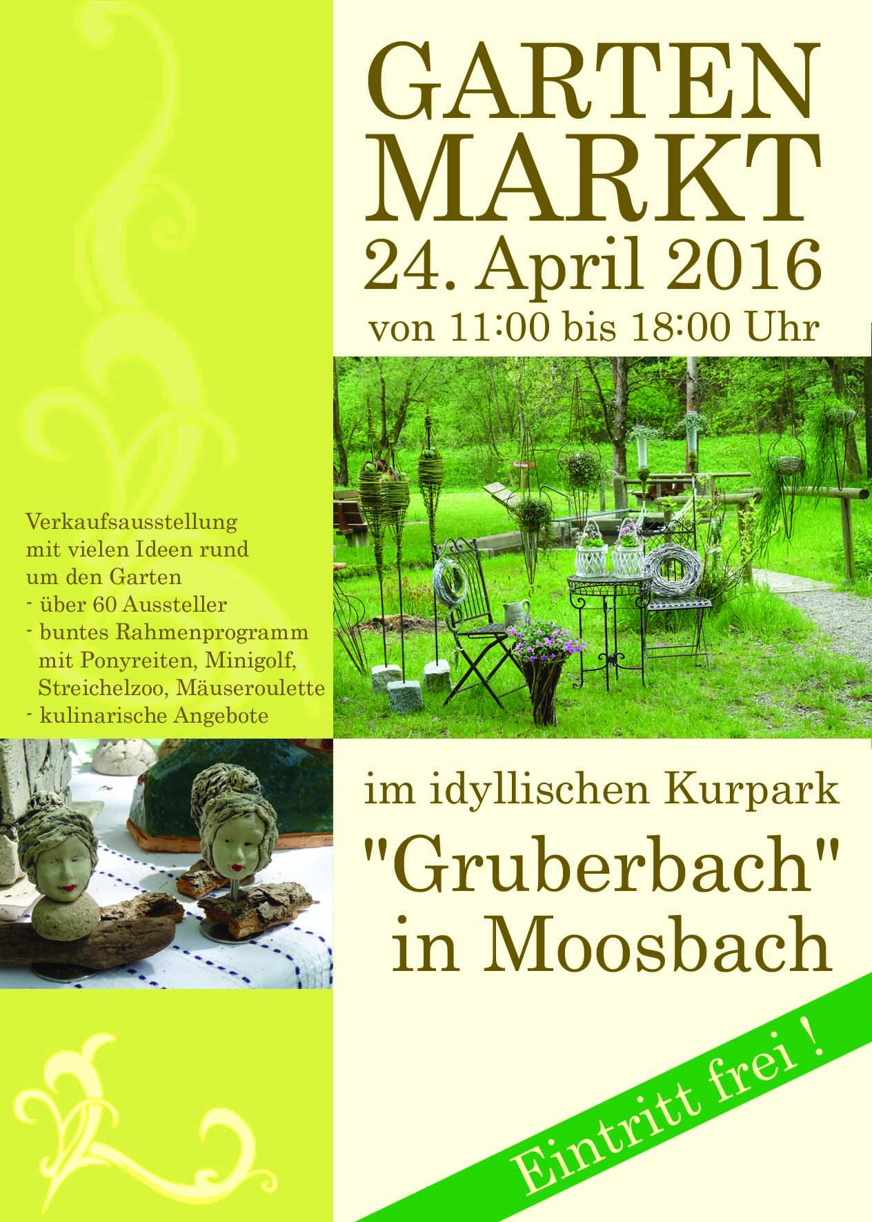 Gartenmarkt Moosbach